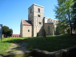 st. peter's church, barton on humber