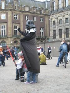darth vader amsterdam