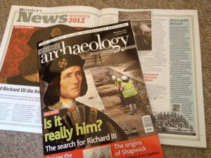 richard iii magazines