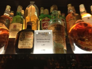 oldest whisky