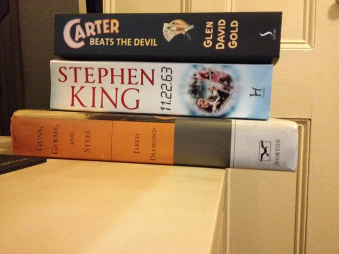 Remaining long-awaited reads