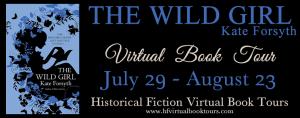 Wild Girl tour banner